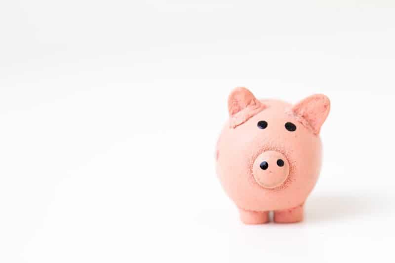 Spaarvarken symbool kosten pro deo advocaat